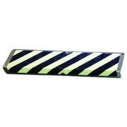 Plaques de marche antidérapantes - Plaques en aluminium coloré