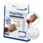Doos met 2 Legamaster Magic Wipe bordenwissers voor witbord