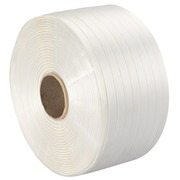 Set 2 textile tightening tape spools 13mm x 1100 meters