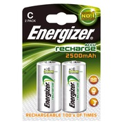 Pack 2 rechargeable batteries Energizer HR14