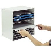 Multi-compartment box, 12 compartments