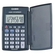 Calculatrice de poche Casio HL 820 VER