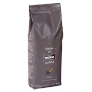 Pro Packung 1 kg gemahlener Kaffee Miko 50% Arabica, 50% Robusta