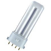 Kompaktleuchtstofflampe 11W 2G7 840