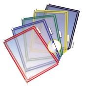 Pack von 10 Ersatzhüllen aus PVC für den Schutz Ihrer Dokumente von Tarifold