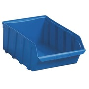 Economische stockeerbakjes Vico blauw - 28 liter