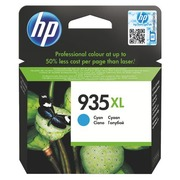 Cartridge HP 935XL hoge capaciteit cyaan voor inkjetprinter