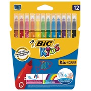 Felt-tip pens Kid Color - Sleeve of 12 felt-tip pens