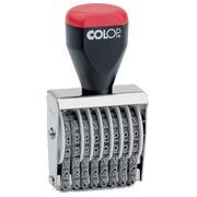 COLOP 04008 anzahl stempel 8 reifen, 4mm