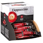 Box of 80 sticks Douwe Egberts cappuccino - 12,5 g