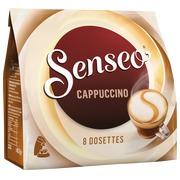 Dosettes de café Senseo Cappuccino - Paquet de 8