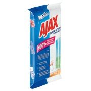 Pack of 20 wipers Ajax for windows and surfaces