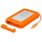 LaCie Rugged Thunderbolt - disque dur - 2 To - USB 3.0 / Thunderbolt