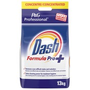 Zak van 13 kg waspoeder Dash Formula Pro+