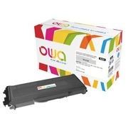 Tonercartridge Owa Brother TN2120 zwart voor LaserJet