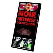 Tablette dunkle Schokolade 60% bio intensiv - 100 g