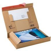 Boite postale carton L 30 x l 21,2 x H 4,3 cm