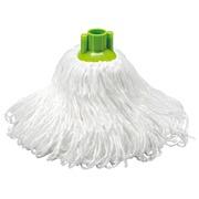 Microfiber mop for classic broom