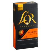 Coffee capsules Delizioso L'Or EspressO - Pack of 10