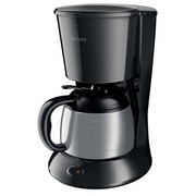 Philips Daily Collection HD7474 - coffee maker - black