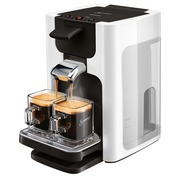 Philips Senseo Quadrante HD7865 - coffee machine - sparkling white