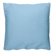 Cushion Rubic sky blue