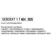 Trodat Professional 5117 Dutch