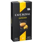 Koffiecapsule Café Royal Espresso - Doos van 10