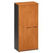 Kast Quarta Plus 2 deuren waarvan 1 plooideur H 183 cm