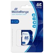 Geheugenkaart micro SDHC 4 Go - Klasse 10