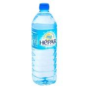 Mineraalwater Hepar fles 1 L - pack van 6