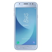 Samsung Galaxy J3 (2017) Dual Sim - SM-J330F/DS - blauw-zilver - 4G HSPA+ - 16 GB - GSM - smartphone