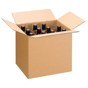 Wine Carrier Box for 12 Bottles