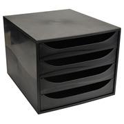 ECOBOX Drawer set 4 drawers