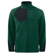 2325 fleecejacket men Green 4XL