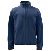2327 Fleece Jacket Navy 4XL