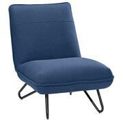 Sofa chair Max blue