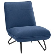 Sessel Max blau