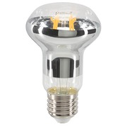 LED-spot gloeilamp R63 - E27 3,4W