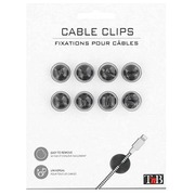Kit with 8 mini cable holders
