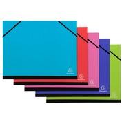 IDERAMA® tekenmap met elastiek - 24x32cm voor A4 formaat