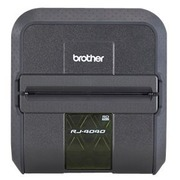 Brother RuggedJet RJ-4040 - imprimante d'étiquettes - monochrome - thermique directe