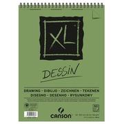 Bloc dessin Canson XL Dessin A3 160g 50 feuilles spirale