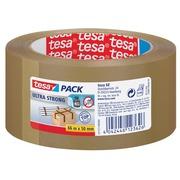 Ruban d'emballage Tesa 50mmx66m brun ultra strong