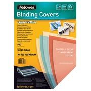 Fellowes omslagen ft A4, 150 micron, pak van 100 stuks