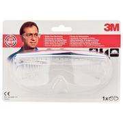 Overzet-veiligheidsbril, transparant, blisterverpakking