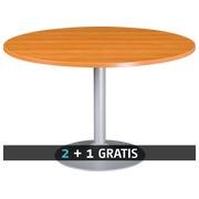 Runde Tische Excellens Kirschbaum 2 + 1 gratis