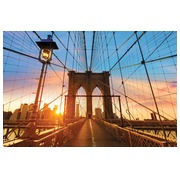 Cadre decoration Brooklyn Bridge, ft 65 x 98 cm