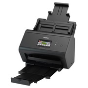 Brother ADS-2800W - document scanner - desktop - USB 2.0, Gigabit LAN, Wi-Fi(n), USB 2.0 (Host)