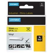 DYMO - vinyl - 1 rouleau(x) - Roll (1.9 cm x 5.5 m)